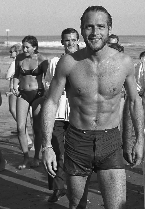 Paul Newman 1963 Venice Film Festival